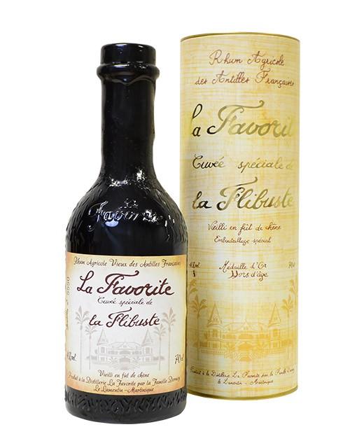 Rum La Favorite - Cuvée La Flibuste 1994 - Favorite (La)