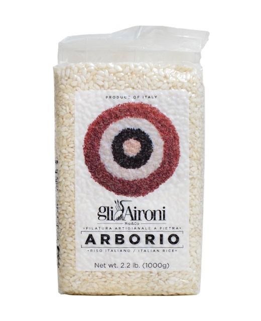 Rice Arborio 1 kg - Gli Aironi