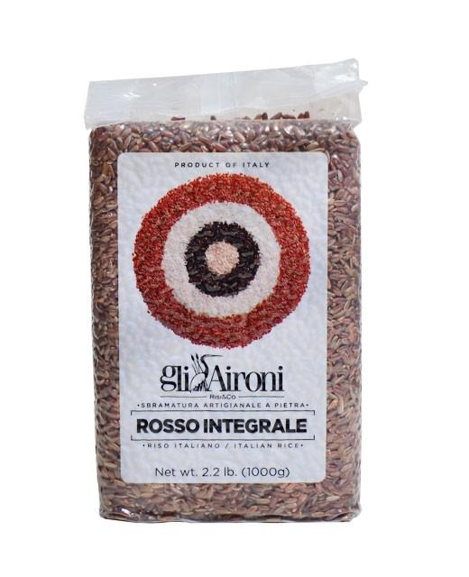 Red Rice Rosso Selvatico 1 kg - Gli Aironi