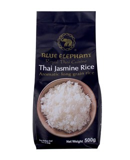 Thai jasmine rice - Blue Elephant