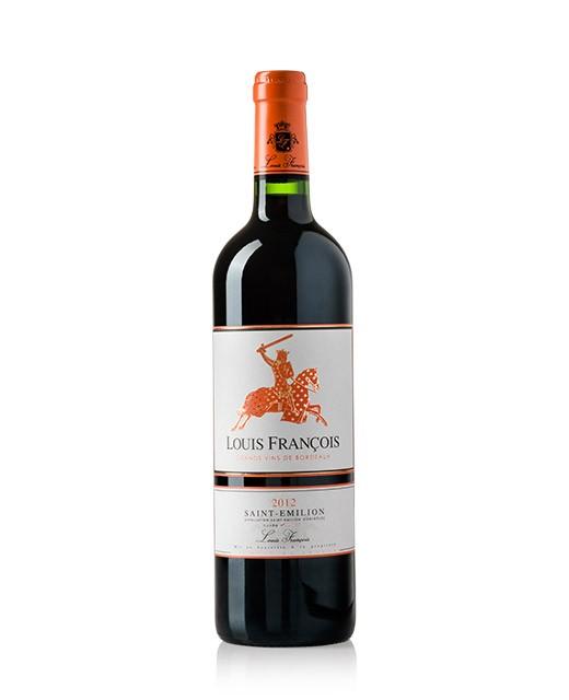 Saint-Emilion 2012 - red wine - Louis François