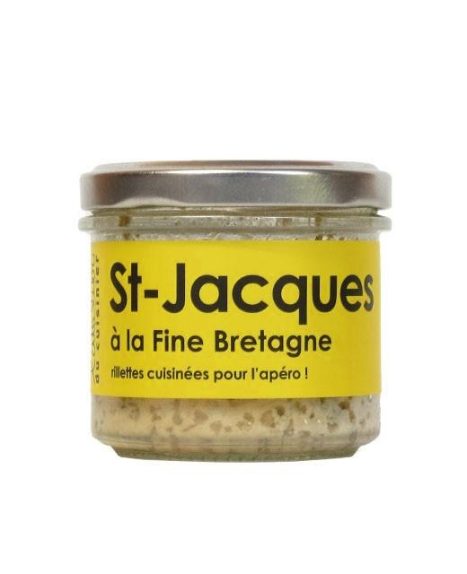 Scallops with Cider Brandy - L'Atelier du Cuisinier