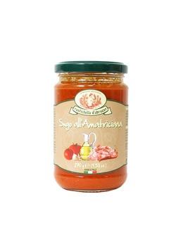 All'Amatriciana Sauce - Rustichella d'Abruzzo