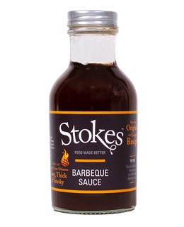 Barbecue sauce - Stokes