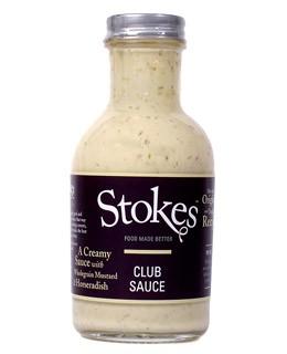 Club Sauce  - Stokes