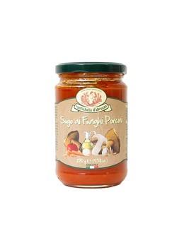 Tomato sauce with ceps - Rustichella d'Abruzzo