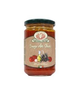 Tomato sauce with olives  - Rustichella d'Abruzzo