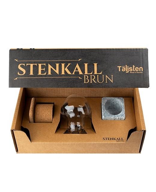 Stenkall brun - Spirits freshener - Täljsten