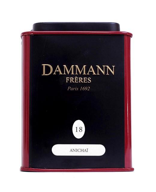 Tea Anichaï  - Dammann Frères