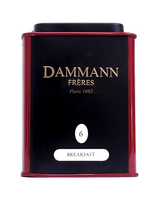 Tea Breakfast - Dammann Frères