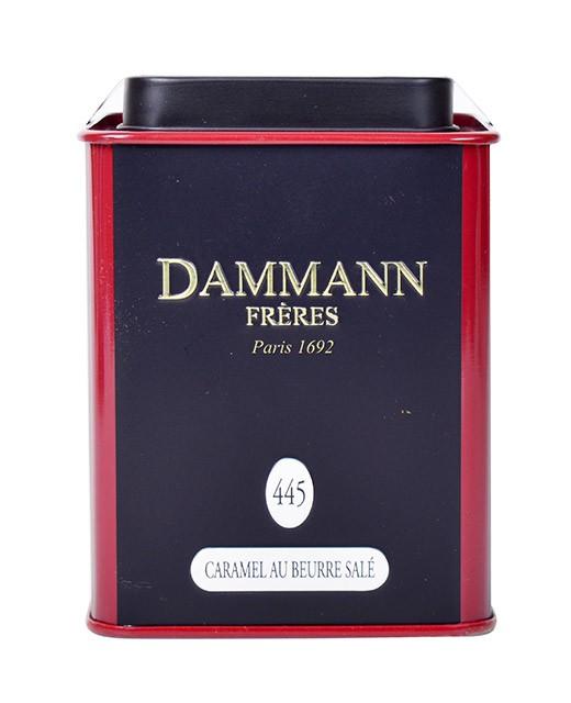 Tea Caramel au beurre salé - Dammann Frères