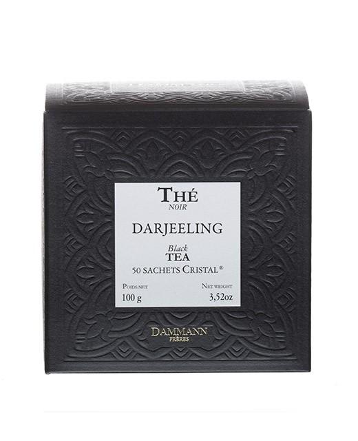 Darjeeling Tea- cristal sachets - Dammann Frères