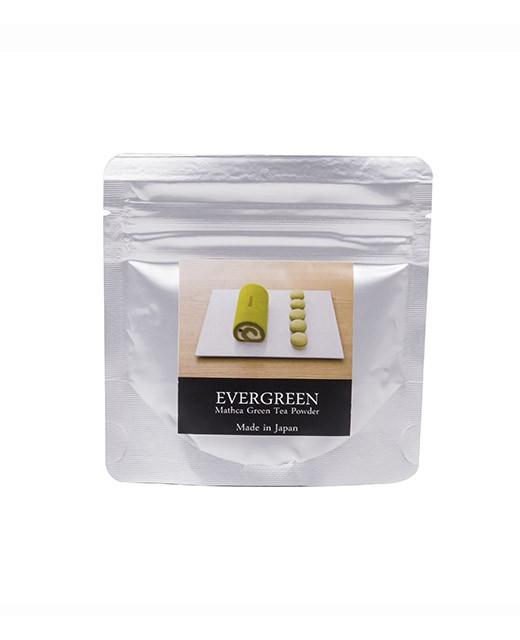 Matcha Tea for pastries - Evergreen