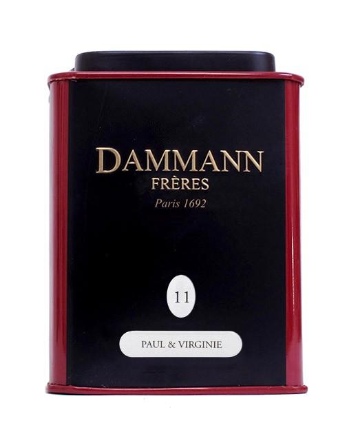 Tea Paul and Virginie - Dammann Frères