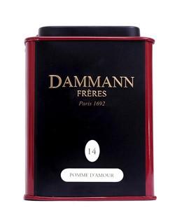 Tea Pomme d'Amour - Dammann Frères