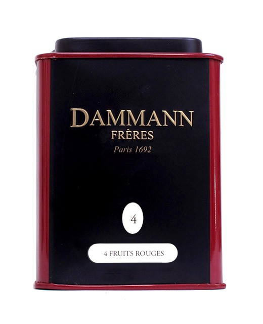 Tea Four Red Fruits - Dammann Frères