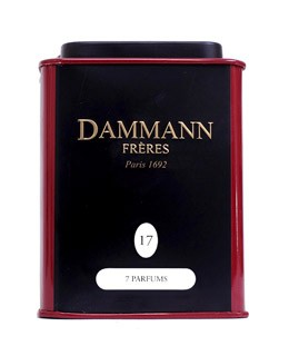 Tea 7 Parfums - Dammann Frères