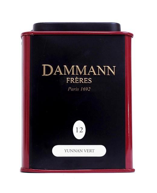 Tea Yunnan Vert - Dammann Frères
