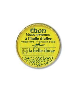 Yellowfin tuna in extra virgin olive oil - La Belle-Iloise