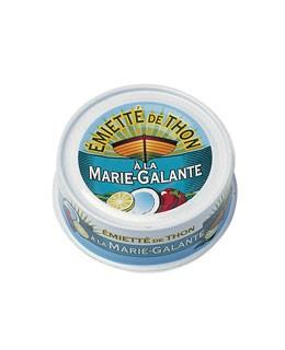 Tuna pieces - Marie-Galante style - La Belle-Iloise