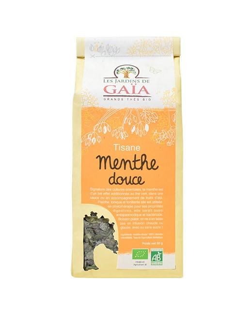 Spearmint Tea - Les Jardins de Gaïa
