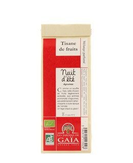 Herbal Tea Nuit d'été - Les Jardins de Gaïa