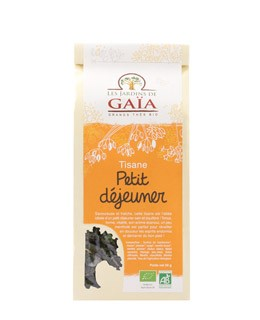 Herbal Tea Petit déjeuner - Les Jardins de Gaïa