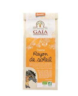 Herbal Tea Rayon de soleil - Les Jardins de Gaïa