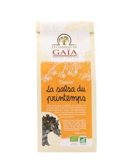 Herbal Tea La salsa du printemps - Les Jardins de Gaïa