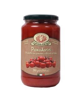 Peeled cherry tomatoes - Rustichella d'Abruzzo