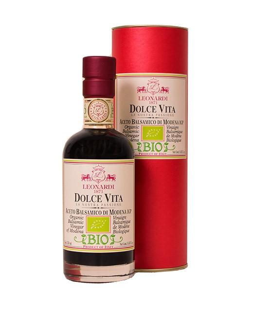 Balsamic vinegar of Modena - Organic - IGP (PGI) - Leonardi