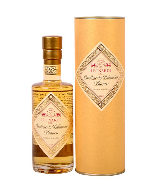 White Condimento Balsamico of Modena - 4 years old - Leonardi