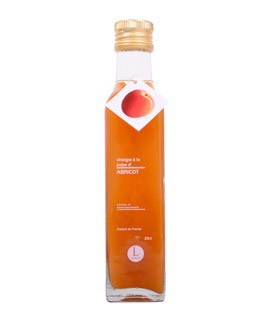 Apricot pulp Vinegar - Libeluile