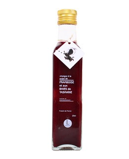 Tasmannia mountain pepper and raspberry pulp Vinegar - Libeluile