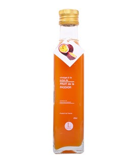 Passion fruit pulp Vinegar - Libeluile