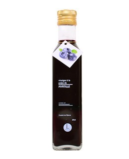 Blueberry pulp Vinegar - Libeluile