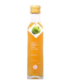 Honey and Apple pulp Vinegar - Libeluile