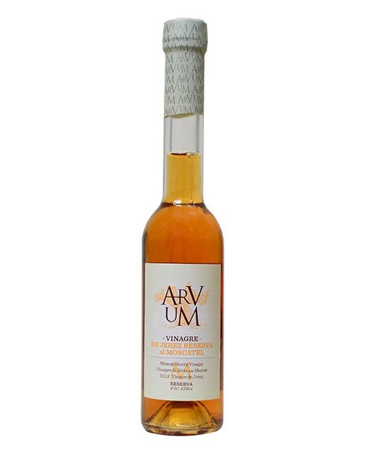 Sherry vinegar with Muscat AOP (PDO) Réserve - Arvum