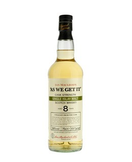 Whisky As We Get It - 8 years - Ian Mac Leod