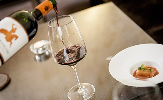 Aloxe Corton 2013 - red wine - Louis François