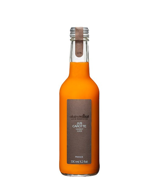 Carrot juice - Alain Milliat