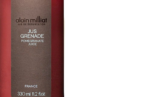 Pomegranate juice - Alain Milliat