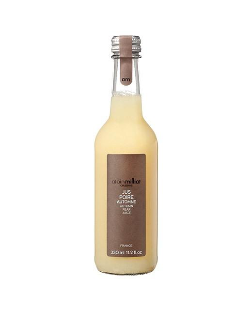 Autumn pear juice