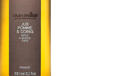 Quince and apple juice - Alain Milliat