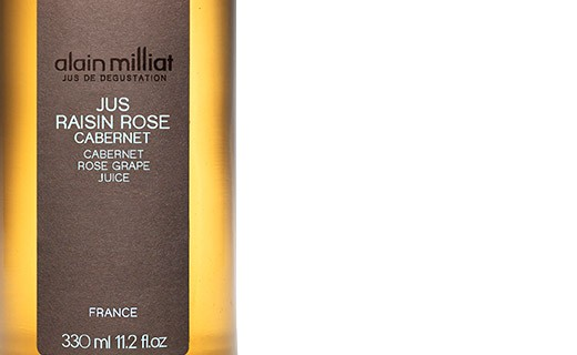 Cabernet Rosé grape juice - Alain Milliat