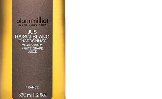 Chardonnay white grape juice - Alain Milliat