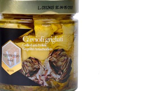 Grilled artichokes - Mastrototaro
