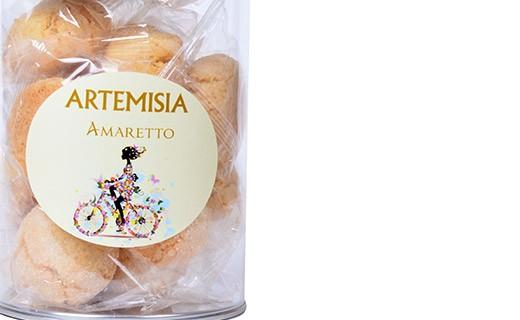 Amaretti - biscuits with almonds - Artemisia