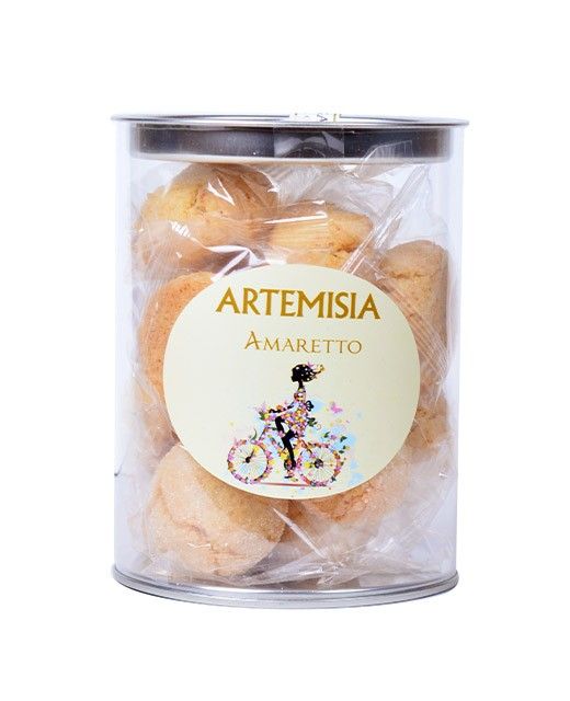 Amaretti - biscuits with almonds - Artemisia