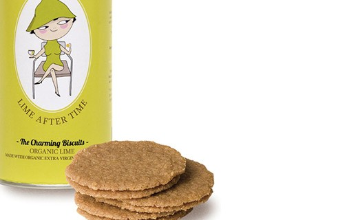 Biscuits with lime - Paul & Pippa